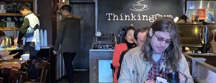 Thinking Cup is one of Lieux sauvegardés par Michael.