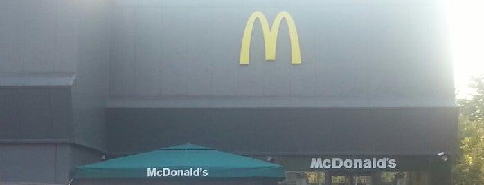 McDonald's is one of Orte, die Savo gefallen.