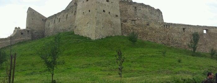 Cetatea Rupea is one of Locais curtidos por Alexandru.