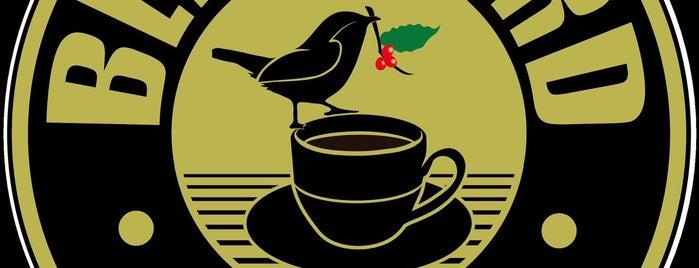 Black Bird Café is one of Orte, die Cris gefallen.