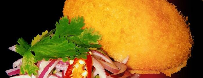Panka Cozinha Peruana is one of Tempat yang Disukai Allan.