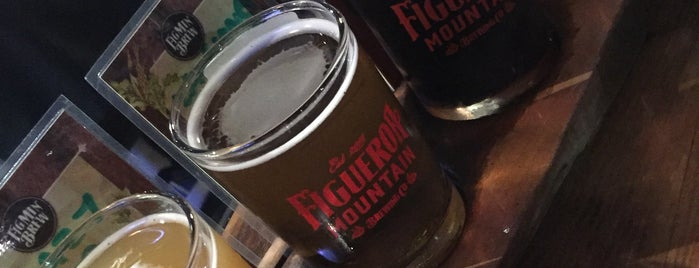 Figueroa Mountain Brewing Co. is one of Melissa : понравившиеся места.