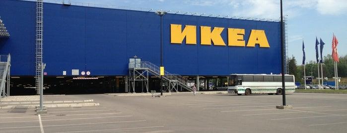 IKEA is one of Posti che sono piaciuti a AE.