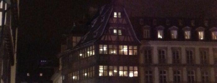 Hôtel Hannong is one of Ralf : понравившиеся места.