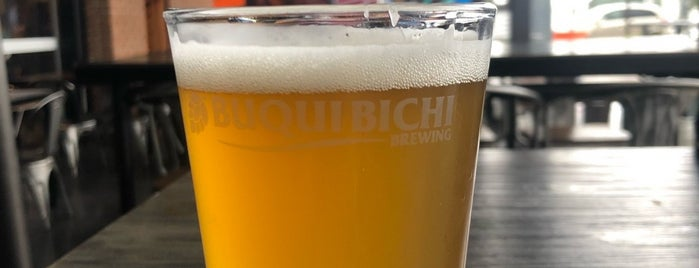 Buqui Bichi Brewing is one of Orte, die Heshu gefallen.