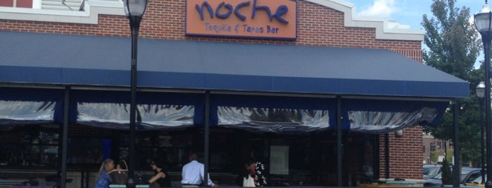 Noche Tequila & Tapas Bar Brookhaven is one of Night.