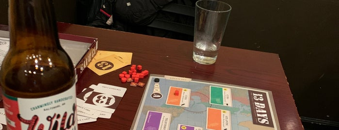 Board & Brew is one of Board Game Cafes.