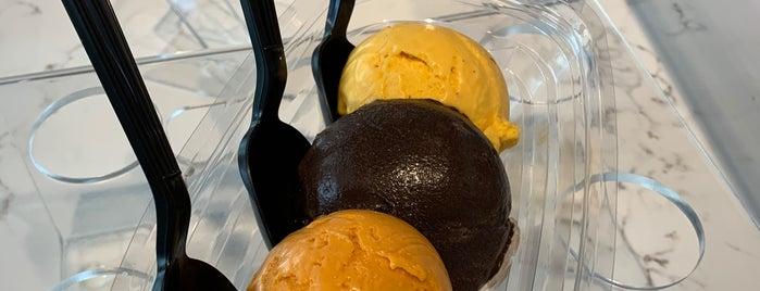 Milkjam Creamery is one of Locais curtidos por Kristen.