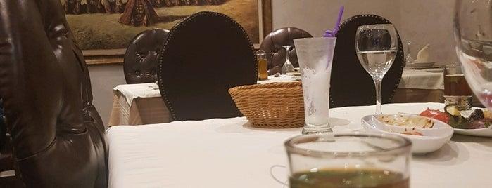 Restaurant Sultan Ahmet is one of Middle-Eastern Restaurants  Tunisia اكل شرق اوسطي.
