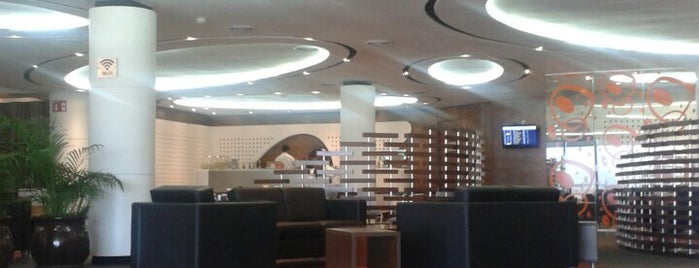 Vip Lounge Tijuana (TIJ) is one of Gaston : понравившиеся места.