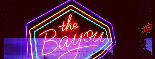 The Bayou is one of Favorite Places:.