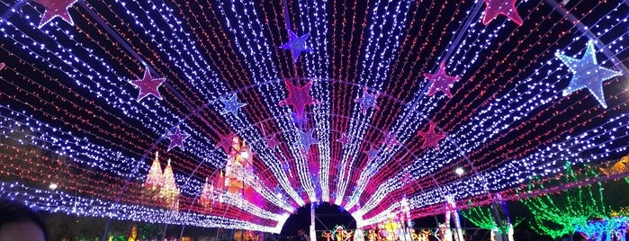 World Of Lights @ Wild Horse Pass is one of Lugares favoritos de Cynthia.