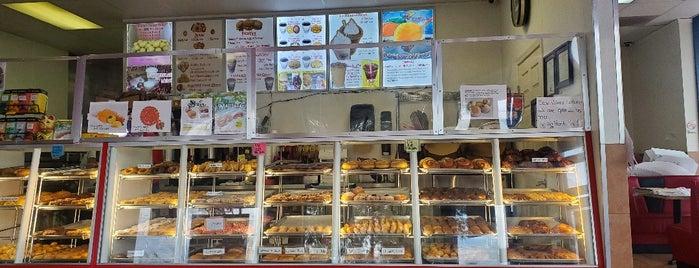 BoSa Donuts is one of Dan : понравившиеся места.