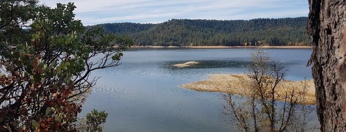 Scotts Flat Lake is one of Nevada City.