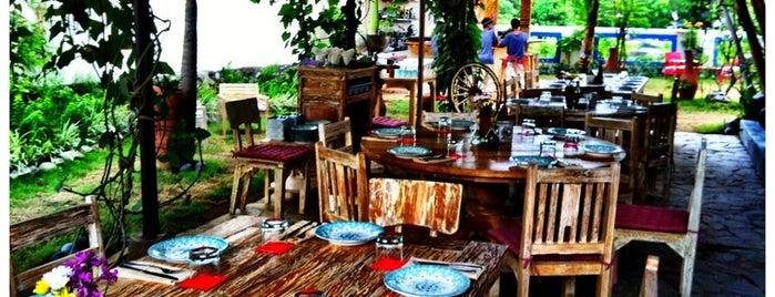 La Finca is one of Bali - Cafes & Restaurants.