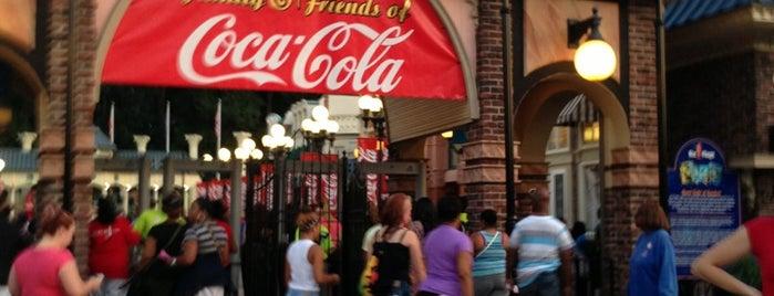 Six Flags Over Georgia is one of Things to do in  Atlanta Georgia.