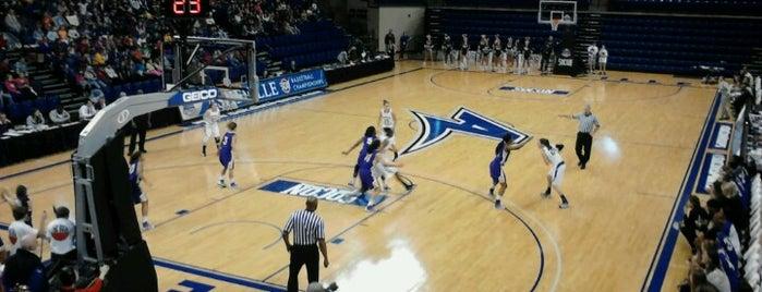 NCAA Division I Basketball Arenas/Venues