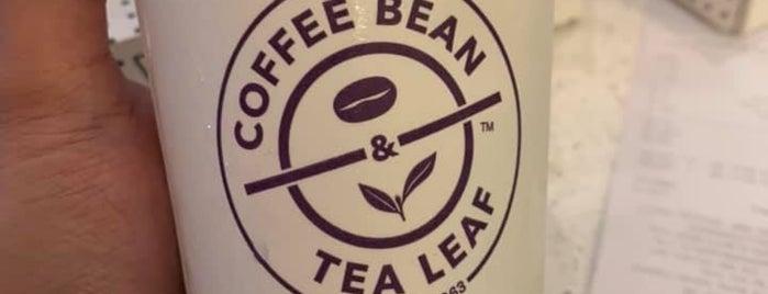 The Coffee Bean & Tea Leaf is one of Dubai Food 3.