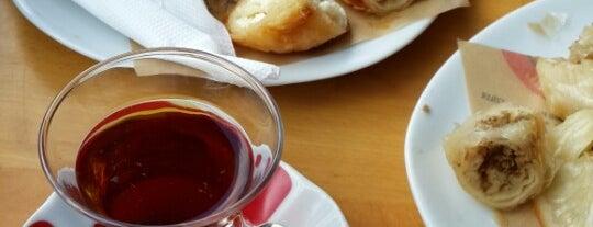 Börek Fırını Cafe is one of Gül 🌹 : понравившиеся места.