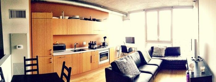 Cyan PDX Apartments is one of Apnea'nın Beğendiği Mekanlar.