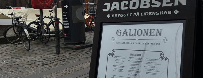 Galionens Steak & Lobster is one of Copenhagen.