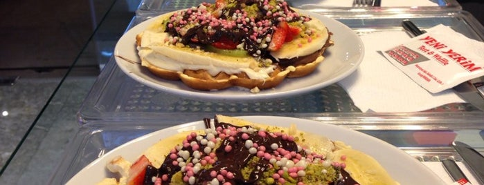 Müslüm Waffle is one of ANKARA :)).