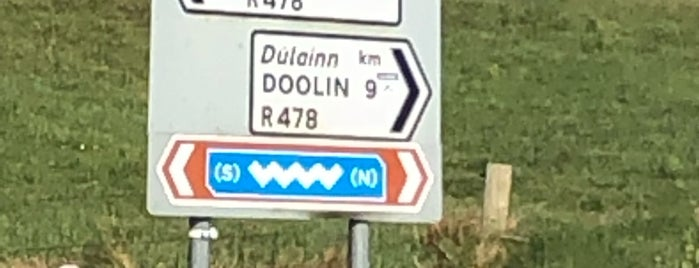 Doolin is one of Will'in Beğendiği Mekanlar.