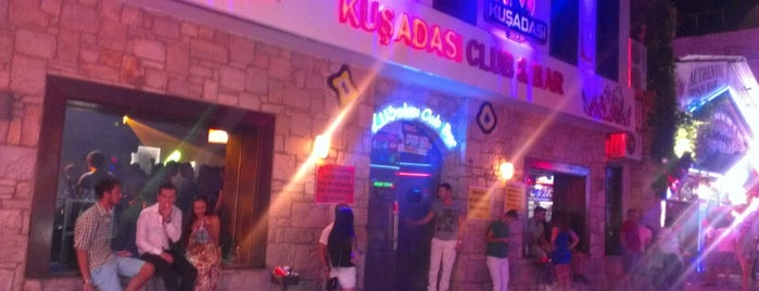 Kuşadası Club Bar is one of Bitti.