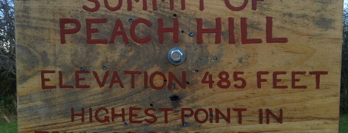 Peach Hill Park is one of HV tour.