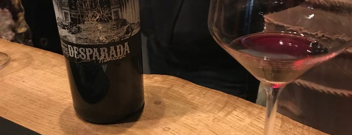 Desparada Wines is one of Lieux qui ont plu à st.
