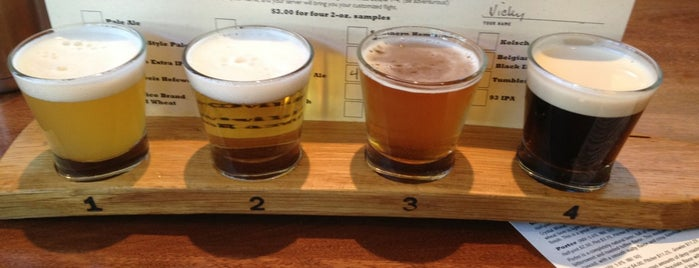 Sierra Nevada Brewing Co. is one of Top craft beer breweries in the USA.
