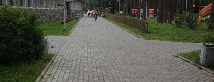 Загородный отель «Райвола» is one of Активный отдых СПб.