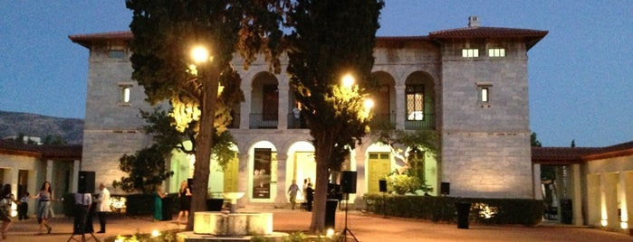 Byzantine & Christian Museum is one of Must see: Museums in Athens.
