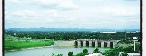 Pa Sak Jolasid Dam is one of Saraburi.