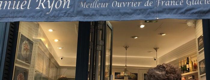 Une Glace à Paris is one of สถานที่ที่บันทึกไว้ของ Önder.