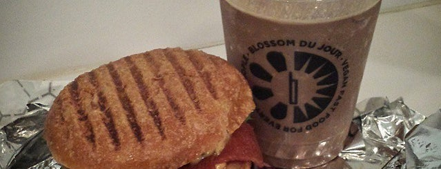 Blossom Du Jour is one of NYC: Fast Eats & Drinks, Food Shops, Cafés.