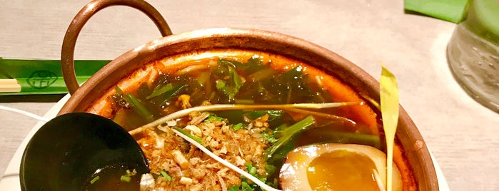 Little Tong Noodle Shop is one of Female Chefs in NYC.