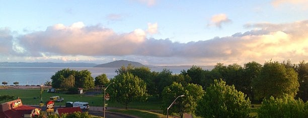 Novotel Rotorua Lakeside is one of Posti che sono piaciuti a Joe.