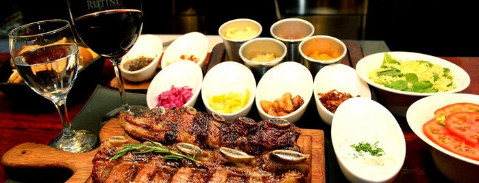 Abasto Grill Parrilla / Steak House is one of #BsAsFoodie (Dinner & Lunch).