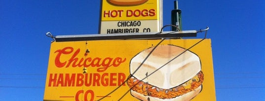 Chicago Hamburger Company is one of Food & Drink.