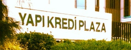 Yapı Kredi Plaza is one of Lugares favoritos de R. Gizem.