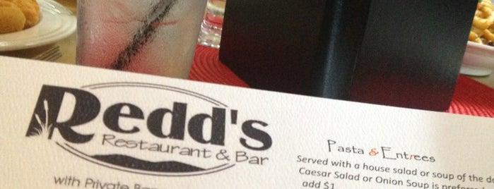 Redd's Restaurant is one of Posti che sono piaciuti a Marcia.