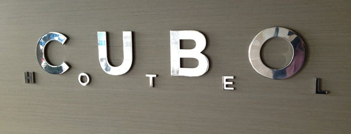 Hotel Cubo is one of Ljubljana.