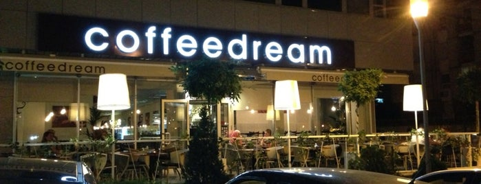 Coffeedream is one of Orte, die Tufan gefallen.