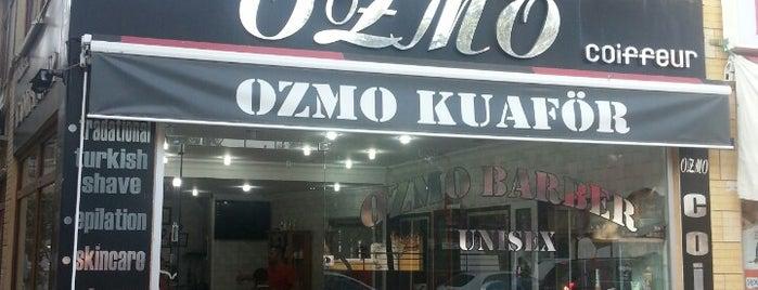 Ozmo Kuaför is one of mekan.
