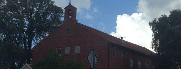 Koptisch Orthodoxe Kerk van de Heilige Maagd Maria is one of Amsterdam.
