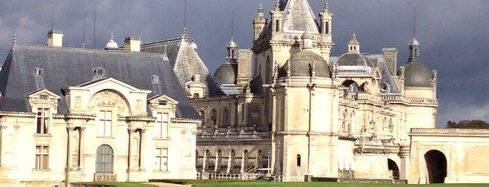 Château de Chantilly is one of Bienvenue en France !.