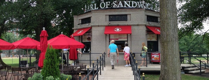 Earl of Sandwich is one of Boston2017.