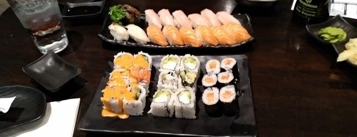 Oishii Sushi is one of Ethelle 님이 좋아한 장소.