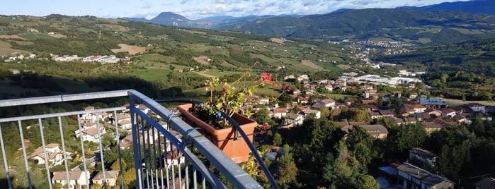 Faro Di Gaggio Montano is one of Matteo 님이 좋아한 장소.